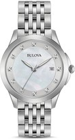 Bulova Diamonds Watch, 36mm