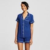 Gilligan & O Women's Pajama Set Nighttime Blue - Gilligan & O'Malley