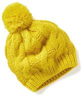 Old Navy Cable-Knit Pom-Pom Beanie for Toddler