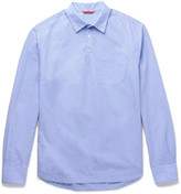 Barena - Slim-fit Cotton Shirt