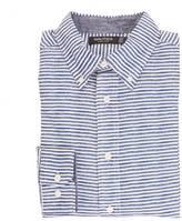 Nautica Slim Fit Horizontal Striped Shirt