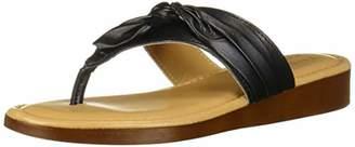 Easy Street Shoes Tuscany Women's Maren Thong Sandal Wedge