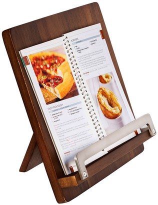 Honey-Can-Do Acacia Cookbook Holder