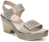 Naturalizer Soul McKenna Lasercut Platform Sandal - Wide Width Available