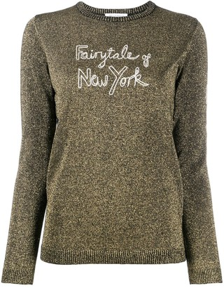 Bella Freud Fairytale New York Jumper