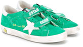 Golden Goose Deluxe Brand Kids - Superstar sneakers - kids - Cotton/Leather/Calf Suede/rubber - 29