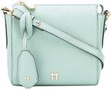 Tila March City satchel - women - Cotton/Leather - One Size