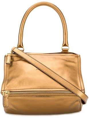Givenchy Bronzed Cross Body Bag