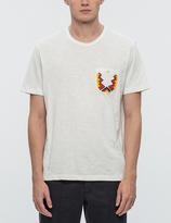 YMC Beaded Pocket S/S T-Shirt