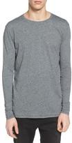 Zanerobe Men's 'Flintlock' Long Sleeve Crewneck T-Shirt