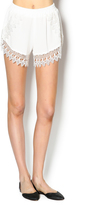 Lucy-Love Lucy Love Scallop Short