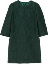 Dolce & Gabbana Cloqué mini dress