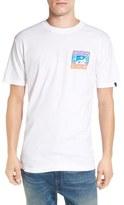 Quiksilver Graphic Crewneck T-Shirt