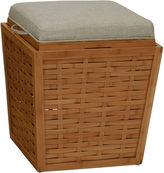Household Essentials Weave Storage Bin