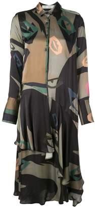 Palmer Harding Palmer / Harding printed shirt dress