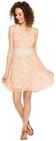 Roper 1132 Vine Prt Poly Chiffon Tank Dress Women's Dress