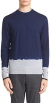 Lanvin Dip Dye Crewneck Sweater