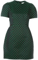 Mary Katrantzou mini cloud jacquard dress - women - Silk/Polyester/Viscose - 10
