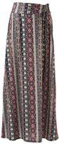 Women's Studio 253 Medallion Maxi Skirt