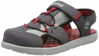 Timberland Unisex Kids' Perkins Row Fisherman (Junior) Closed Toe Sandals