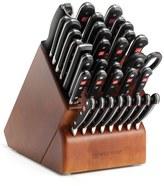 Wusthof 'Classic' 36-Piece Knife Mega Block Set