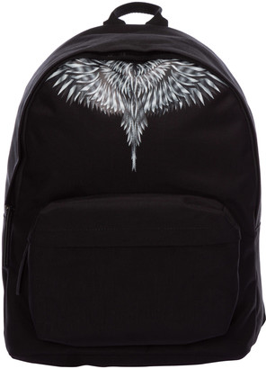Marcelo Burlon County of Milan Sharp Wings Backpack