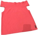 Armani Jeans Pink Top for Women