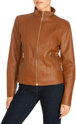 GUESS Stretch Moto Jacket