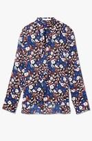 Derek Lam Ruffled Longsleeve Shirt