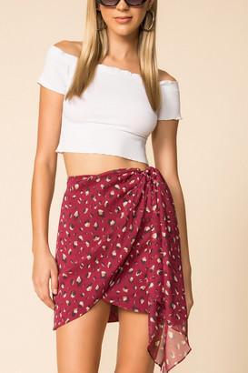Bardot Kalia Mini Skirt