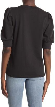 Gibson Puff Sleeve Sweater