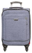 Ricardo Beverly Hills Malibu Bay 21-Inch Carry On Spinner Suitcase in Indigo Blue