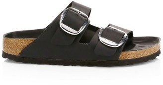 Birkenstock Arizona Big Buckle Leather Sandals
