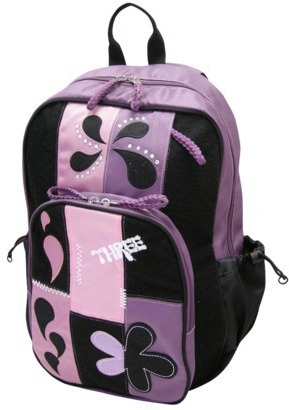 Three School Backpack