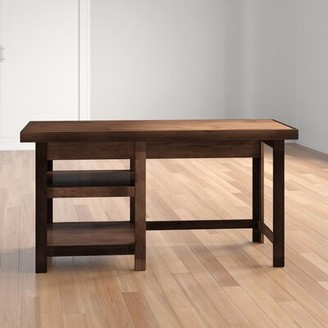 Three Posts Pooler Solid Wood Desk