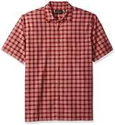 Pendleton Woolen Mills Men's Short Sleeve Bonneville Outdoor Shirt