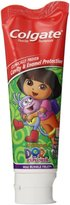Colgate Toothpaste Dora The Explorer 140 ml (Pack of 12)
