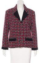 Chanel 2015 Fantasy Tweed Jacket