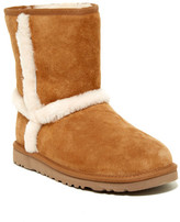 UGG Hadley Genuine Sheepskin Trim Boot (Little Kid & Big Kid)