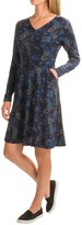 Ibex Shae Dress - Merino Wool, Long Sleeve (For Women)