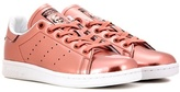 Adidas Originals Stan Smith metallic sneakers