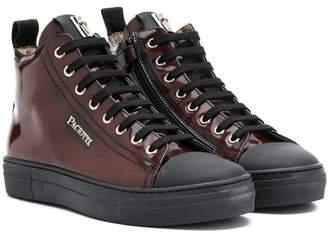 Cesare Paciotti Kids TEEN high-top sneakers