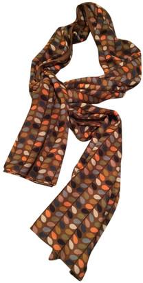Orla Kiely Multicolour Polyester Scarves