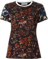 J.W.Anderson floral print T-shirt