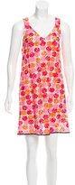 Marni Polka Dot Mini Dress