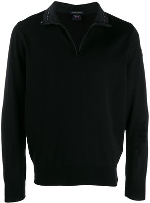 Paul & Shark zipped sweatshirt