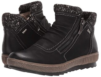 Spring Step Cleora (Black) Women's Boots