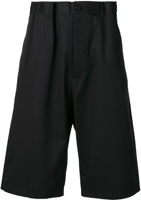 Maison Margiela long bermuda shorts