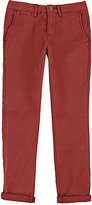 Scotch Shrunk COTTON-BLEND TWILL PANTS