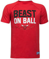 Under Armour Chicago Bulls Combine Beast on Ball T-Shirt, Big Boys (8-20)